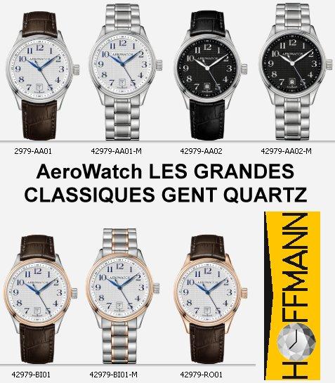 AeroWatch-LES-GRANDES-CLASSIQUES-GENT-QUARTZ