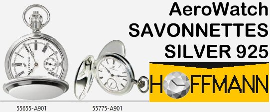 AeroWatch-SAVONNETTES-SILVER-925