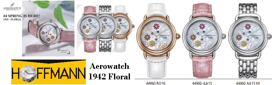 AEROWATCH-1942 Floral