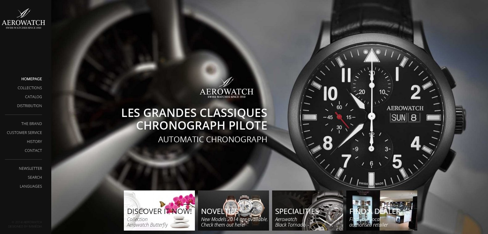 AeroWatch-Gents-Watch