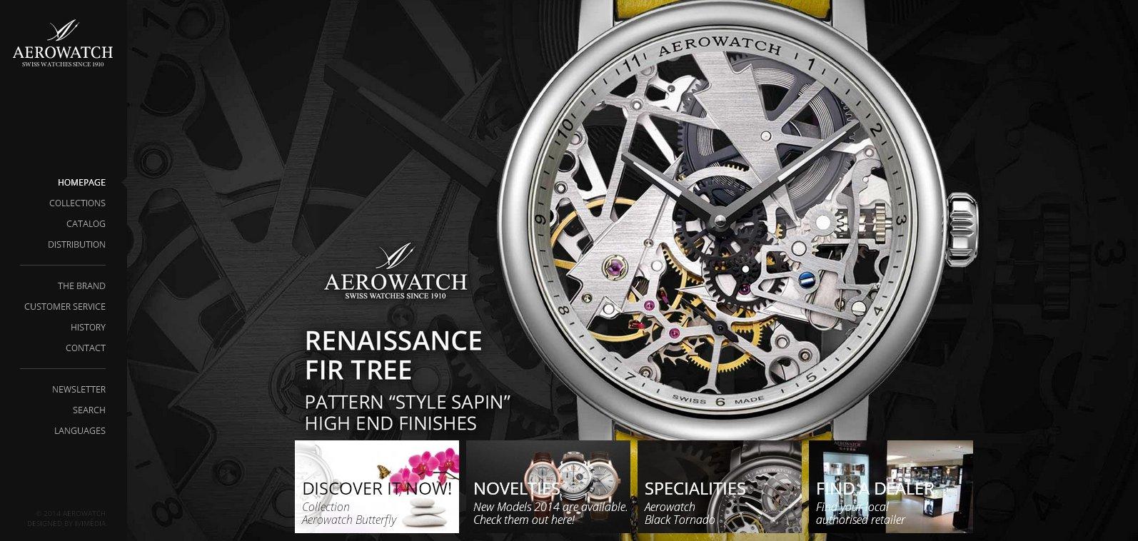Aero-watch