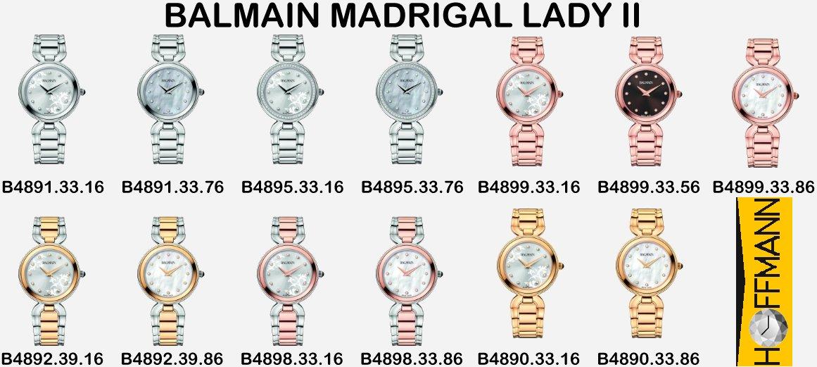 BALMAIN-MADRIGAL-LADY-II