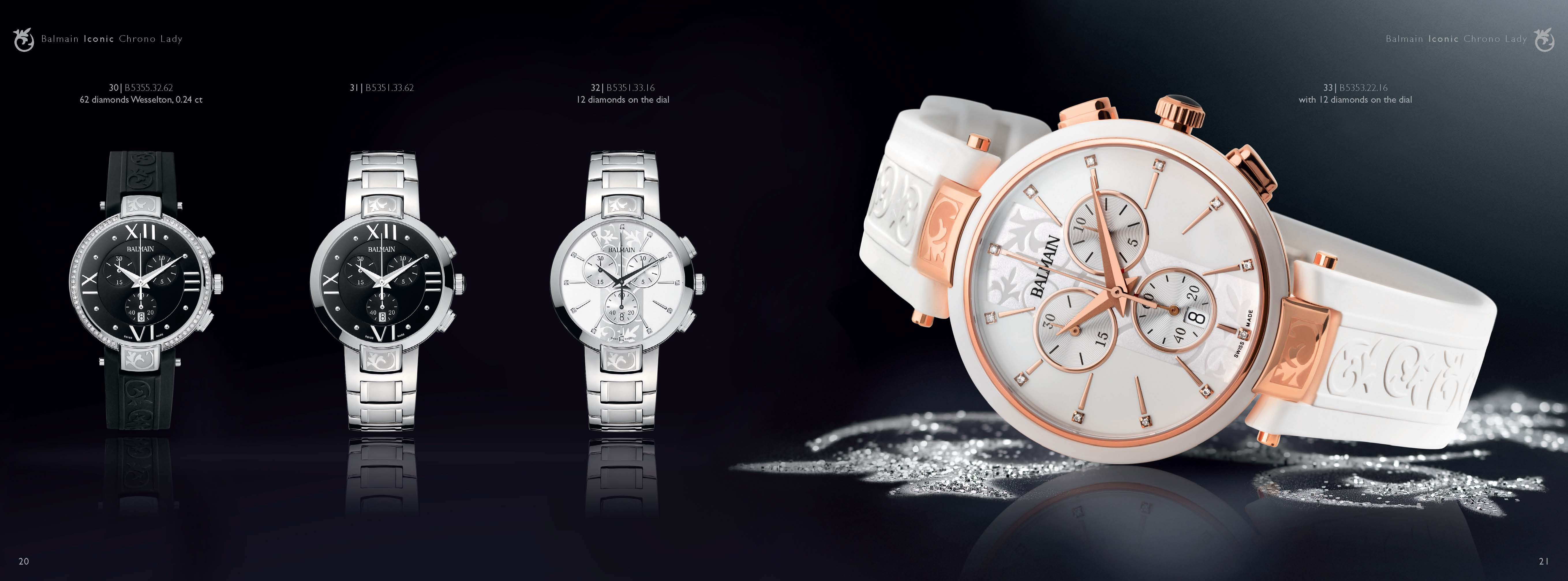 BALMAIN-Iconic-Chrono-Lady