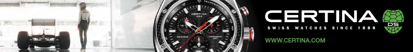 DS Podium Big Size - Chronograph