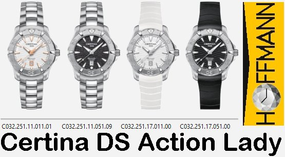 Certina-DS-Action-Lady