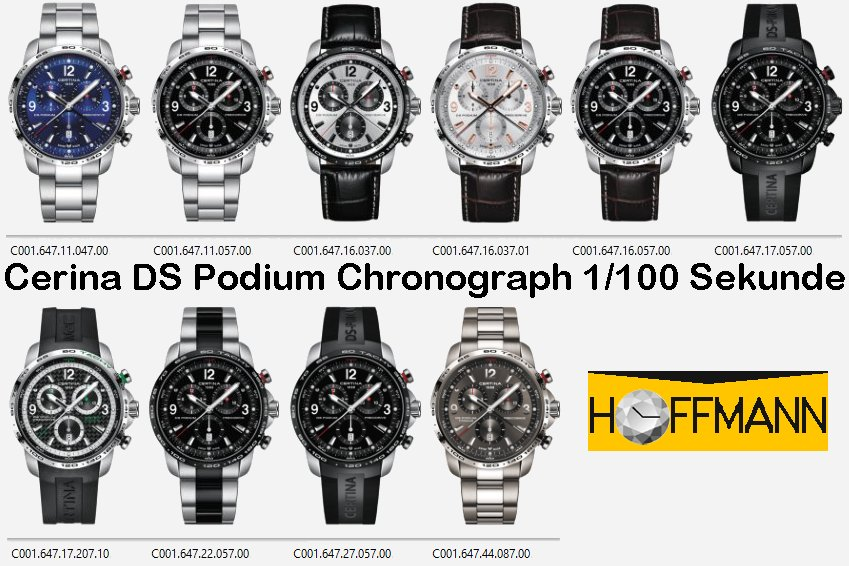 Cerina-DS-Podium-Chronograph-1/100-Sekunde
