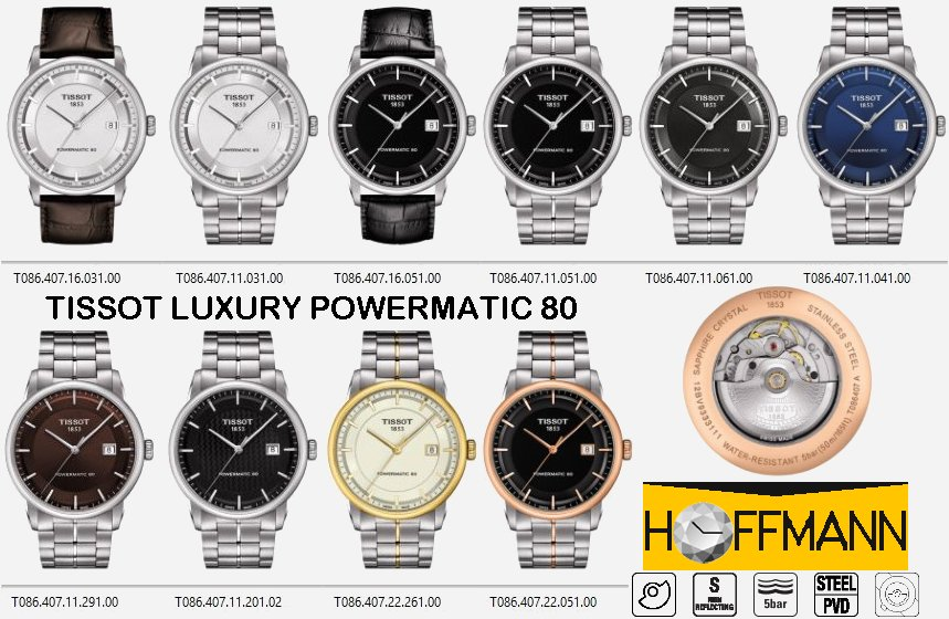 TISSOT-LUXURY-POWERMATIC-80