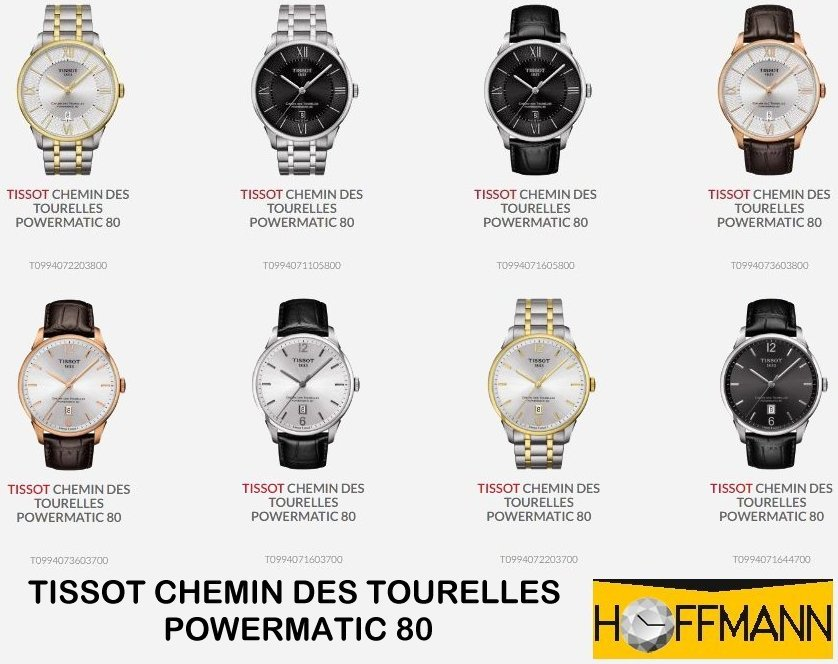 TISSOT-CHEMIN-DES-TOURELLES-POWERMATIC-80